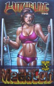 Witchblade #95 Megacon Bikini Variant Top Cow comic book